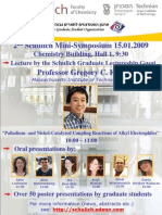 2nd Schulich Mini-Symposium