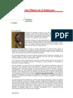 (Articulo) Ejercicios Pilates en El Embarazo