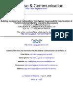 Discourse & Communication 2008 Baruh 79 96