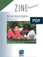 ZP ZincAndTheImmuneFunction
