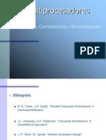 Multiprocesadores- Coherencia, Consistencia y Sincronización-MUY BUENO