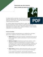 PREVENCIÓN DEL MALTRATO INFANTIL TALLER PADRES