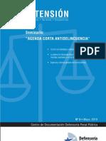 Agenda Corta Antidelincuencia 2