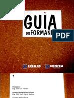 Guia_formando Logo Confea Crea