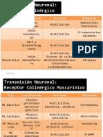 Farmacología SNA