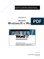 Windows 95 e Word 97