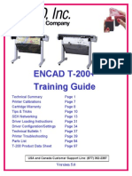 T-200 Technical Training Guide