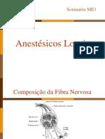 Anestesicos Locais - Aula