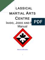Iaido Manual 2012 Optimized