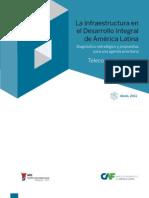La Infraestruc en El Desarrollo de AL CAF