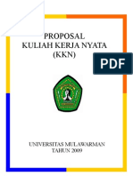Cover Kkn Unmul 2009