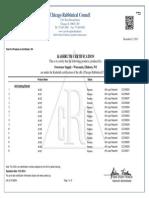 Kosher Certification - Ridgeland Elkhorn