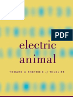 Electric AnimalToward a Rhetoric of Wildlife