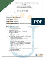 Guia de Actividades y Rubrica de Evaluacion Trabajo Colaborativo Nro 2 2013 i