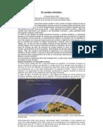 Geografia - Cambio Climatico