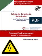 SE 1213 2ºS Correntes de curto-circuito (provisório)