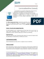Levocabastina Nasal