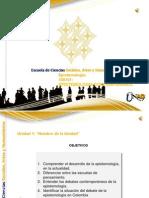 Unidad Dos Epistemologia Final