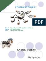 7f HyunJu - Animal Robot