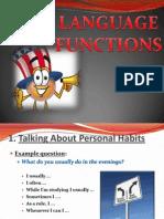 Language Functions 2