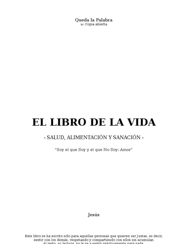 El+Libro+de+La+Vida+ +Salud+Alimentacion+y+Sanacion