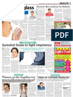 SURE SHOT FOODS TO FIGHT IMPOTENCE 