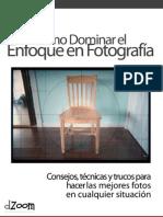 Como Dominar El Enfoque en Fotografia