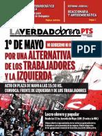 La Verdad Obrera (Argentina) # 519