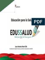 Logo Educación para la Salud