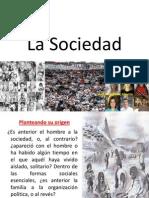 La Sociedad 1 2009