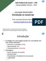 Aula 09 - Introducao Ao Javascript - Parte 1