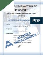 Alianza Metalurgica Word
