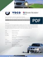 Voco Event-Flyer BMW 01 2013