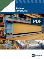 Shriver Filter Press Brochure