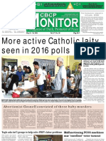 CBCP Monitor Vol. 17 No. 10