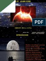 Origen de La Luna_ Xiomara O. y Nataly N.