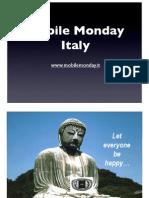 2005-04-11 Mobile content. Let everyone be Happy - Vittorio Maffei - La Netro ZED