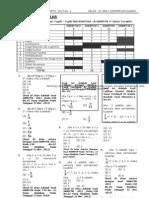 Model Soal Reguler - 1 [2012 - 2013] 3 SMA [ Dasar ]
