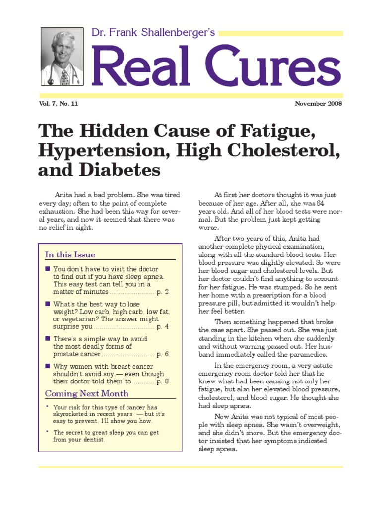 You do not even know what unexpected causes of fatigue are hiding in your home