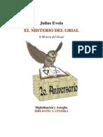 Evola, Julius - El Misterio Del Grial