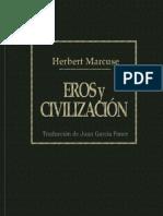 Eros y Civilizacion Herbert Marcuse