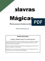 Palavras Mágicas - O Documento Perdido
