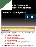 Gestion de la Cadena de Abastecimiento y Logística (11-05-2013)