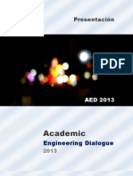 AED 2013