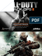 Call Of Duty® Black Ops II Soundtrack Digital Booklet