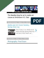 Blog Example