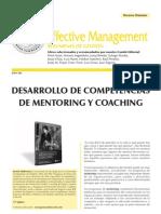 311 Desarrollo de Competencias de Mentoring y Coaching