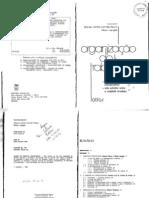 Organização do Trabalho - Fleury e Vargas - Cap 01 e 02