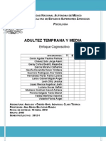 Adultez Temprana y Media(1)