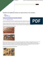 Técnicas de montagens de circuitos eletrônicos _ eletroniKa.net